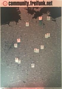 Communitykarte zum Anfassen